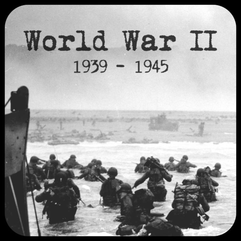 real world war II
