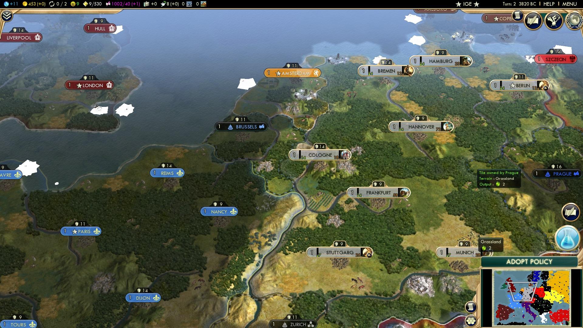 europe civilization 5 ger fra